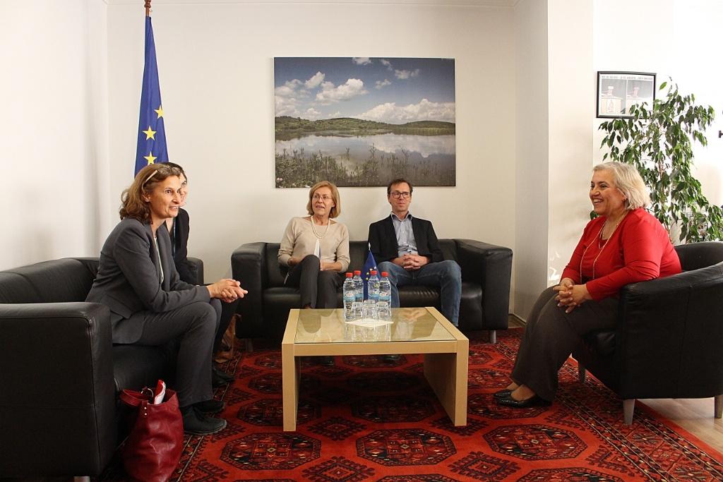 ZIF representatives visits EULEX