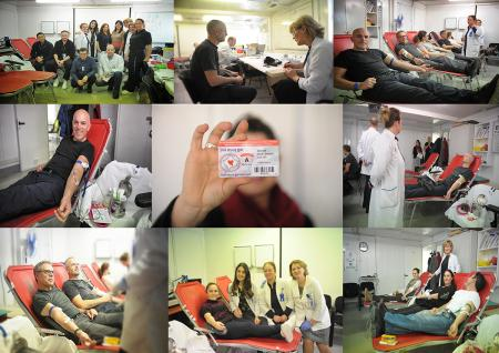 Saving Lives Through Voluntary Blood Donations