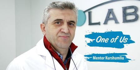 One of us: meet Mentor Kurshumliu
