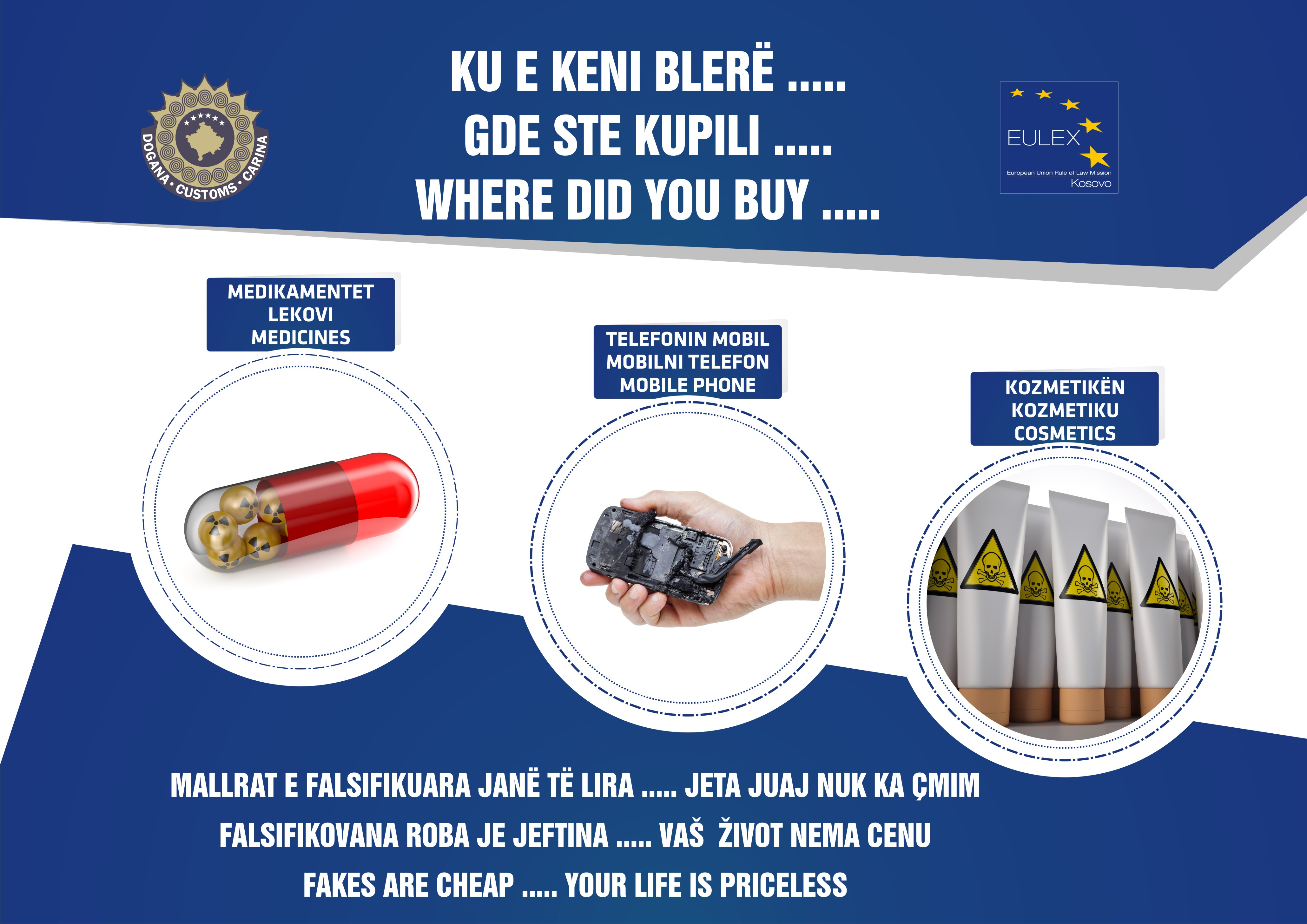 Protection Of The Public Health From Counterfeit Goods Eulex Press