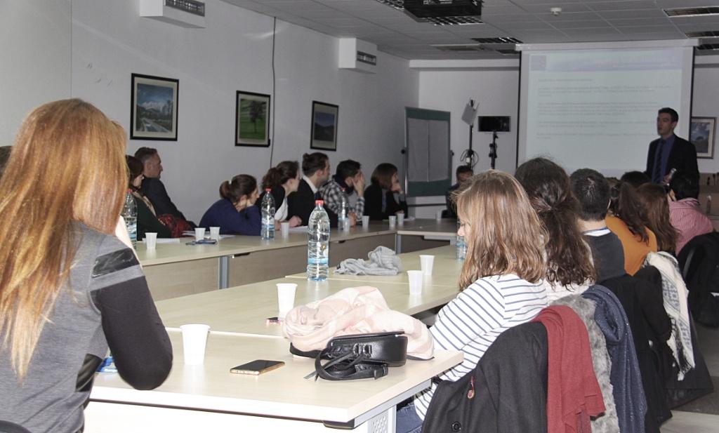 Universit de strasbourg master students visit eulex more from multimedia eulex - Bureau change strasbourg ...