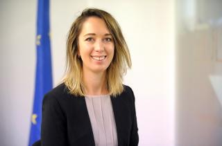 From Kosovo to Ramallah - Meet Sandra Gudaityte