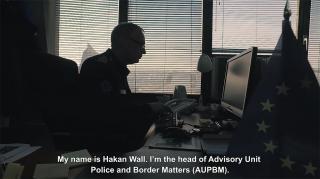 Dan u životu Hakan Wall-a